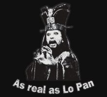 As Real As Lo Pan by FANATEE