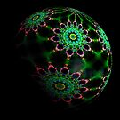 Planet Fractal by Hugh Fathers