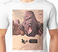 post card Unisex T-Shirt