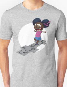 Hopscotch of Chalkyness Unisex T-Shirt