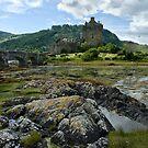 Eilean Donan Castle, Scotland by jacqi