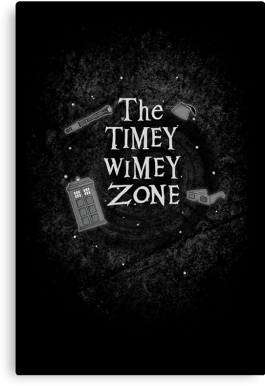 The Timey Wimey Zone by perdita00