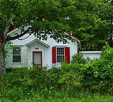 Pearl Street Schoolhouse by PineSinger