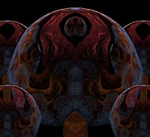 Tut64#2: Dark Pythagorean Forest (G1386) by barrowda
