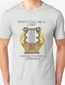 Liar Lyre Unisex T-Shirt