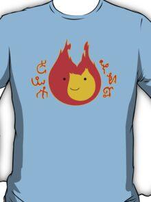 Flambo's Flame Shield T-Shirt
