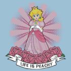Life Is Peachy by FANATEE