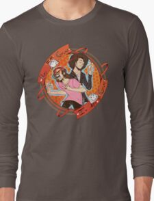 And We're the Game Grumps! Long Sleeve T-Shirt