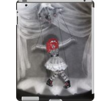 All Strung Up; Human Marionette iPad Case/Skin