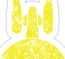 The U.S.S. Enterprise Sticker