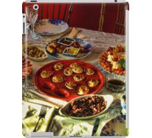 Thanksgiving Apps iPad Case/Skin