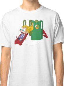 Slide of Breezyness Classic T-Shirt
