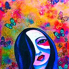 60's butterfly by Melissa Underwood