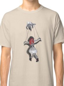 All Strung Up; Human Marionette Classic T-Shirt