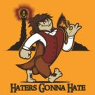 Haters Gonna Hate by HarryGordon