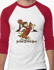 Haters Gonna Hate Men's Baseball ¾ T-Shirt