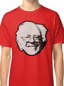 Bernie Sanders Head  Classic T-Shirt