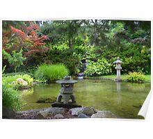 Japanese Garden 2 Poster