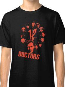 12 doctors Classic T-Shirt