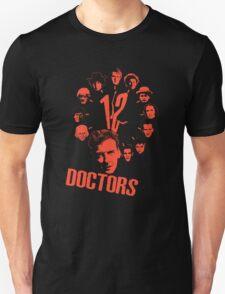 12 doctors Unisex T-Shirt