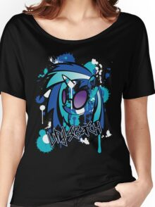 vinyl pony  Women's Relaxed Fit T-Shirt