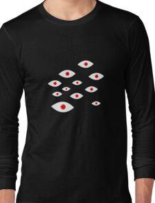 Anime - Alucard eyes Long Sleeve T-Shirt