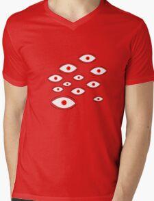 Anime - Alucard eyes Mens V-Neck T-Shirt