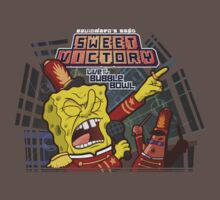 Bikini Bottom Tour 2001 by Grant Thackray
