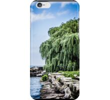 Shining Willow iPhone Case/Skin