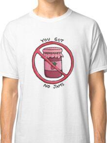 You got no jams (literally) - Rap Monster (BTS) Classic T-Shirt