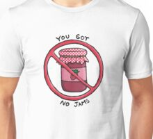 You got no jams (literally) - Rap Monster (BTS) Unisex T-Shirt