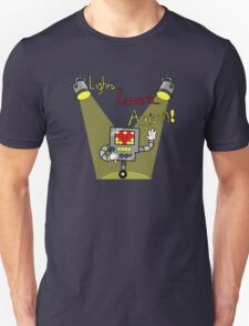 Undertale - Mettaton, Lights Camera Action! T-Shirt