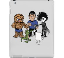 Rock, Paper, Scissors... iPad Case/Skin
