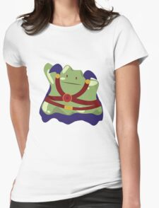Ditto Manhunter Womens Fitted T-Shirt