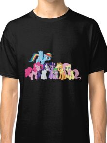 mane six /new Classic T-Shirt