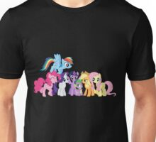 mane six /new Unisex T-Shirt