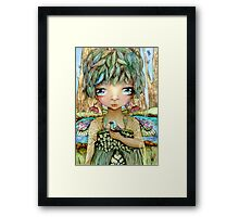 Eucalypt Princess Framed Print