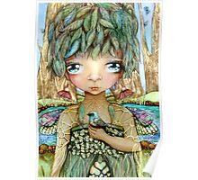 Eucalypt Princess Poster