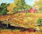 The Catfish Pond by Jim Phillips