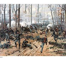 The Battle of Shiloh -- Civil War by warishellstore
