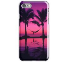 Palm Tree Hammock iPhone Case iPhone Case/Skin