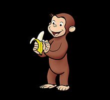 Curious George by Mytholxgy
