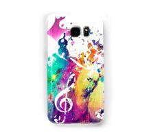 Music Galaxy Case Samsung Galaxy Case/Skin