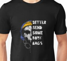 Terran Ghosts (Quote) Unisex T-Shirt