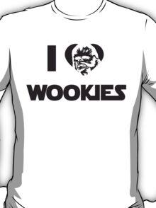 I <3 Wookies Graphic T-Shirt