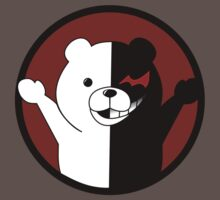 Anime - Dangan Ronpa - Monobear by Nuriox
