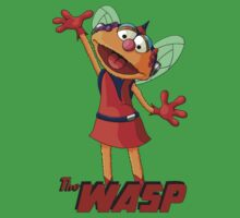 Zoe the Wasp One Piece - Short Sleeve