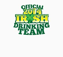 OFFICIAL 2014 IRISH drinking TEAM! Unisex T-Shirt