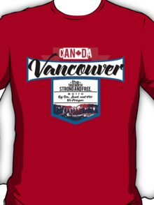 Vancouver Canada T-Shirt