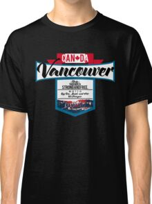 Vancouver Canada Classic T-Shirt